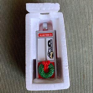 Dept. 56, Village Phone Booth